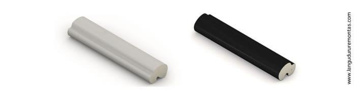 Q-LON tarpinių gamyboje naudojamos poliuretano putos